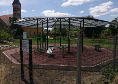 Jászkisé Sportpark
