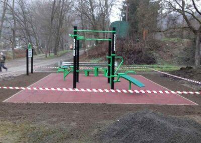 Szarvaskő Sport park